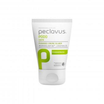 Pėdų dezodorantas – kremas su sidabru 30 ml