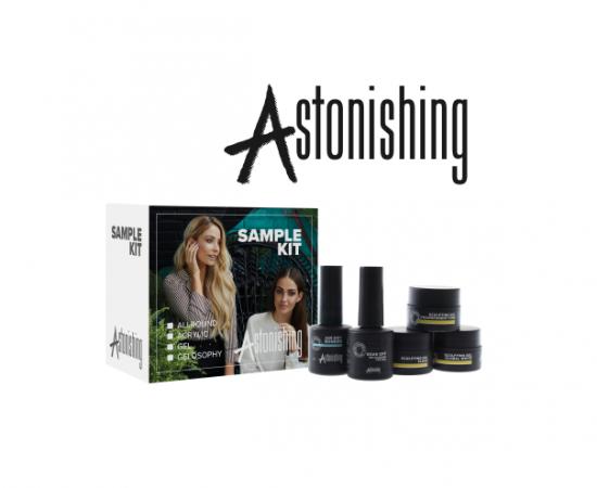 Astonishing – profesionali manikiūro kosmetika