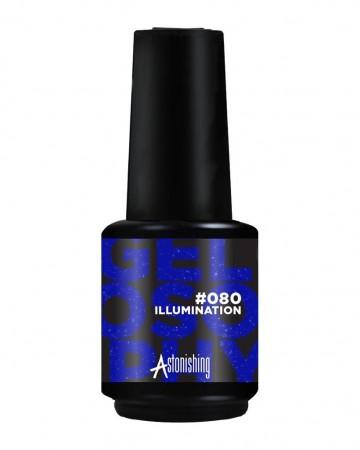 Gelinis lakas #080 Illumination 15 ml