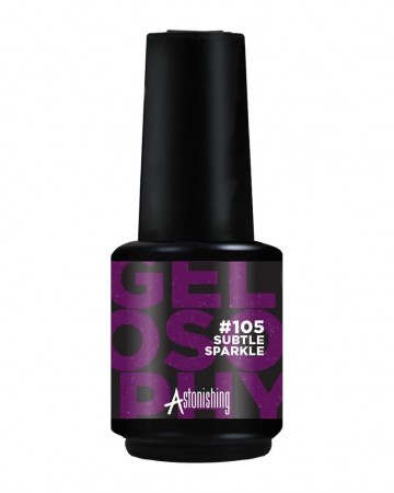 Gelinis lakas #105 Subtle Sparkle 15 ml