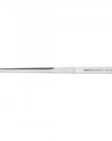 Lenkta nagų deimantinė dildė 19,50 cm